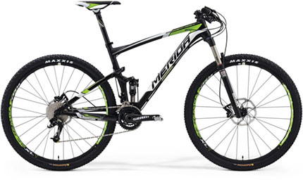Merida Big Ninety-Nine CF XO-edition