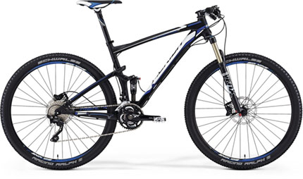 Merida Big Ninety-Nine CF XT-edition