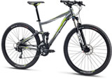 Mongoose Salvo Comp 29""