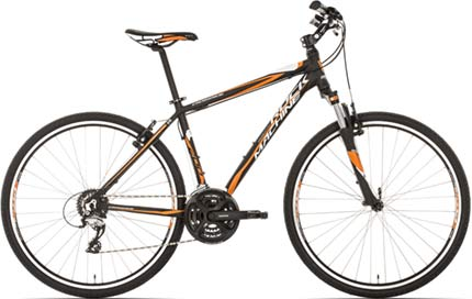 Rock Machine CROSSRIDE 200/ 200L