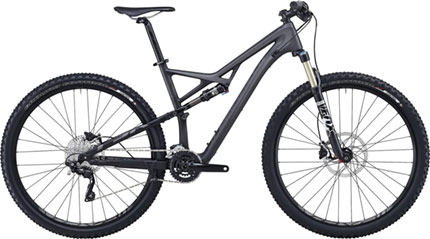 Specialized Camber FSR Comp Carbon
