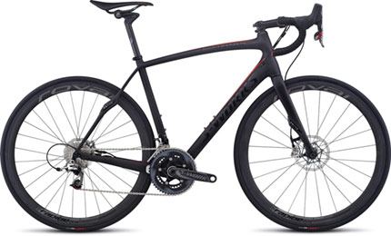 Specialized Roubaix SL4 Sworks Red Disc