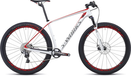 Specialized SJ HT Sworks Carbon WC
