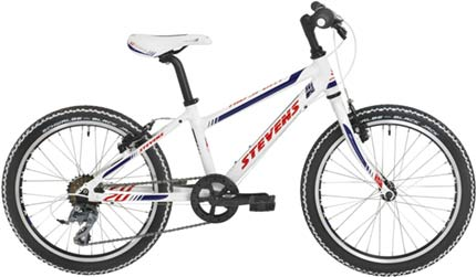 "Stevens KID SPORT 20"" Team White"