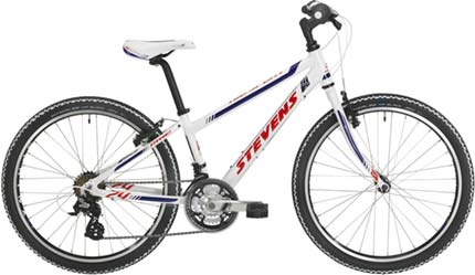 "Stevens KID SPORT 24"" Team White"