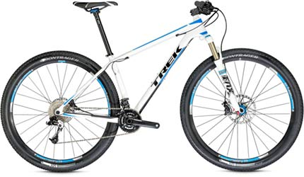 Trek SUPERFLY 9.7