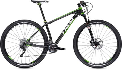 Trek SUPERFLY 9.8 SL