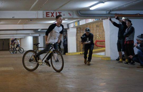 Garage Race 2014