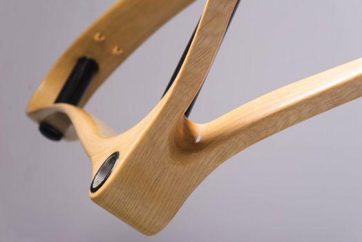 Dřevěné kolo z dílny Jan
