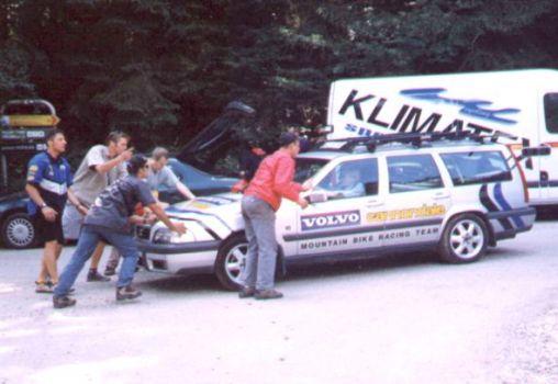 že by Volvo ve Špindlu stávkovalo?